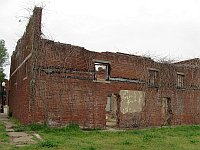 USA - Depew OK - Abandoned Ruined Building (17 Apr 2009)
